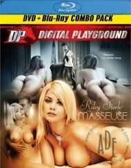 Masseuse, The (DVD + Blu-ray Combo) Blu-ray