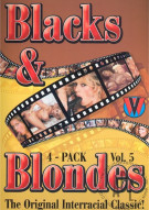 Blacks & Blondes Vol. 5 (4-Pack) Porn Movie