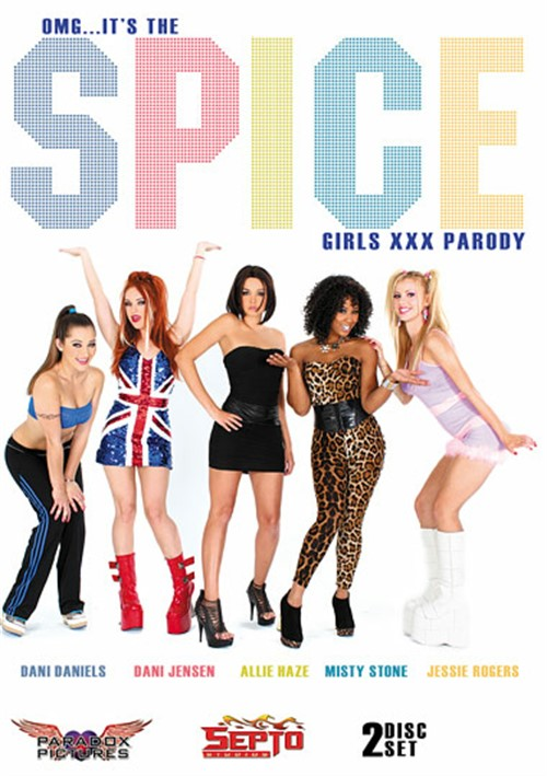 OMG...Its The Spice Girls XXX Parody