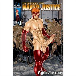 Naked Justice #1 Sex Toy