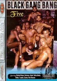 Black Gang Bang #5 Porn Video