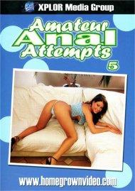 Amateur Anal Attempts 5 Porn Movie