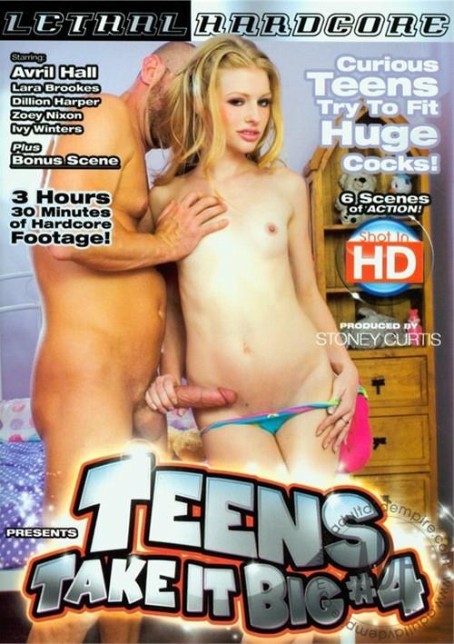 Teens Take It Big #4 Lethal Hardcore 18+ Teens Big Cocks
