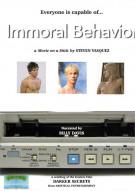 Immoral Behavior Porn Video