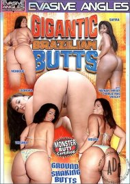 Gigantic Brazilian Butts Porn Movie