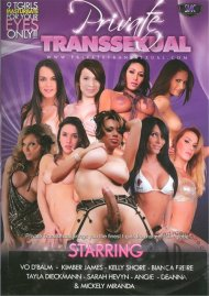 Private Transsexual Porn Movie