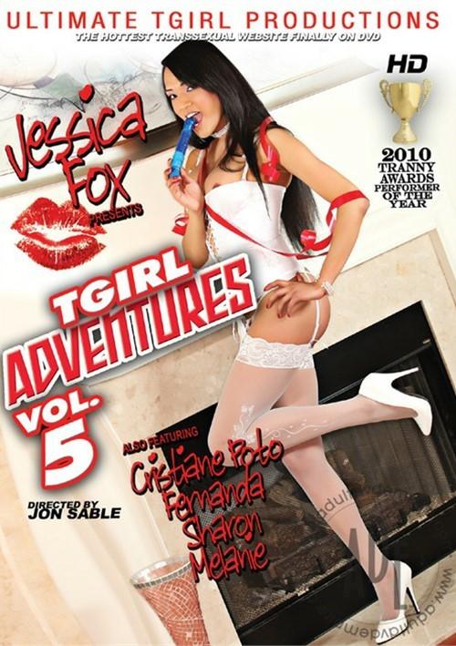 T-Girl Adventures Vol. 5 Fetish Jessica Fox Ultimate TGirl Productions