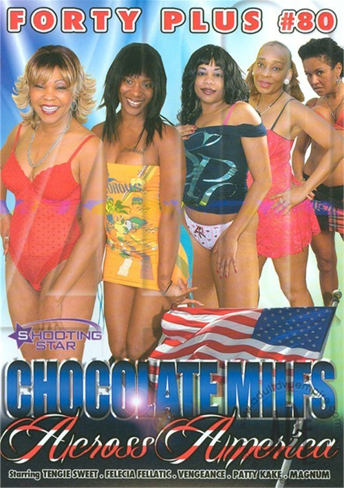 Forty Plus Vol. 80: Chocolate MILFs Across America image