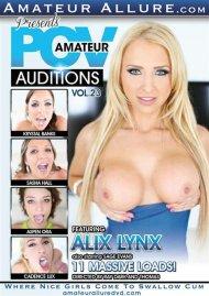 POV Amateur Auditions Vol. 23 Porn Movie