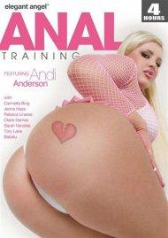 Anal Training Porn Movie