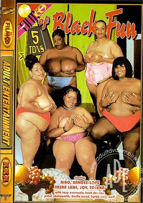 5 Tons of Black Fun All Sex 2001 Black