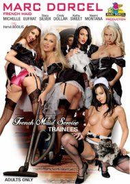 French Maid Service Trainees Porn Movie