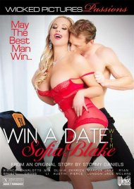 Win A Date With Sofia Blake DVD Image from Wicked Pictures.