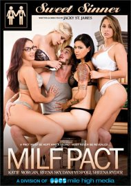 MILF Pact DVD porn movie from Sweet Sinner.