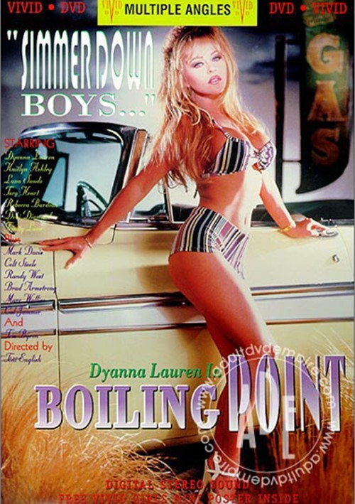 Boiling Point Cal Jammer 1995 Toni English
