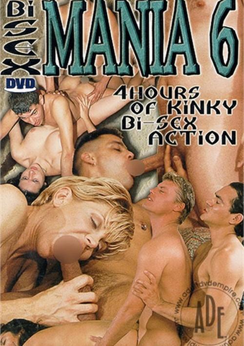 Bi Sex Mania 6 Compilation Bi-Sexual Legend
