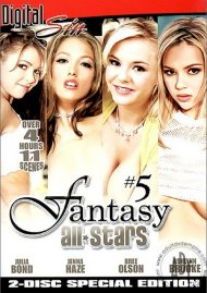 Fantasy All-Stars #5 Porn Movie