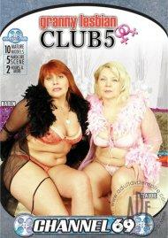 Granny Lesbian Club 5 Porn Movie