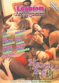 Lesbian Ass Worship: Menage a Trois 2 Porn Video
