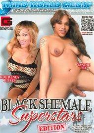 Black Shemale Superstars Porn Movie