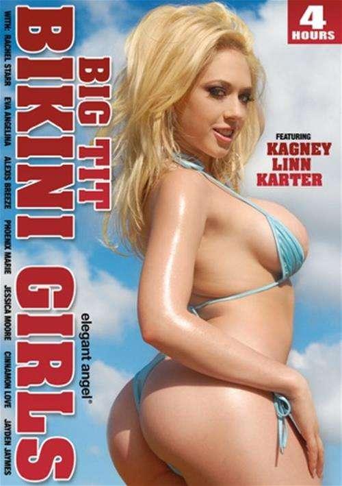 Bikini big tits porn