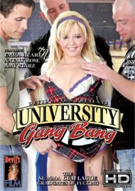 University Gang Bang Porn Movie