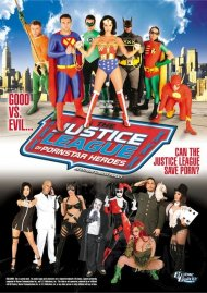 Justice League of Pornstar Heroes: An Extreme Comixxx Parody Porn Movie