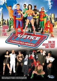 Justice League of Pornstar Heroes Porn Movie