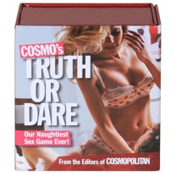 Cosmo's Truth Or Dare Sex Toy