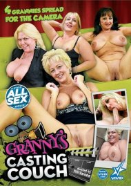 Granny's Casting Couch Porn Video