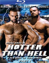 Hotter than Hell Part 1 Blu-ray