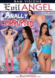 Anally Corrupted HD Porn Video from Evil Angel!