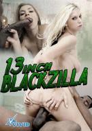 13 Inch Blackzilla Porn Video