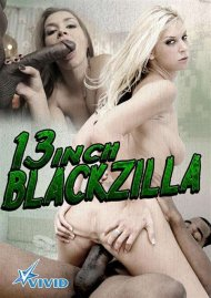 13 Inch Blackzilla Porn Video