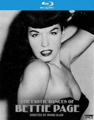 The Exotic Dances Of Bettie Page Blu-ray porn movie from CAV.