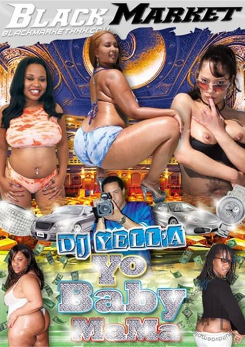 DJ Yella's Yo Baby Mama 2008 Black Market Frankie LaRue