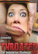 Throated #30 Porn Movie
