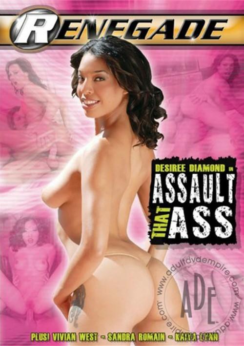 Assault That Ass- On Sale! Anal All Sex Desiree Diamond