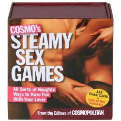 Cosmo's Steamy Sex Games Sex Toy