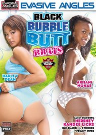 Black Bubble Butt Brats Porn Movie