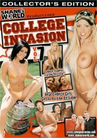 College Invasion Vol. 7 Porn Movie