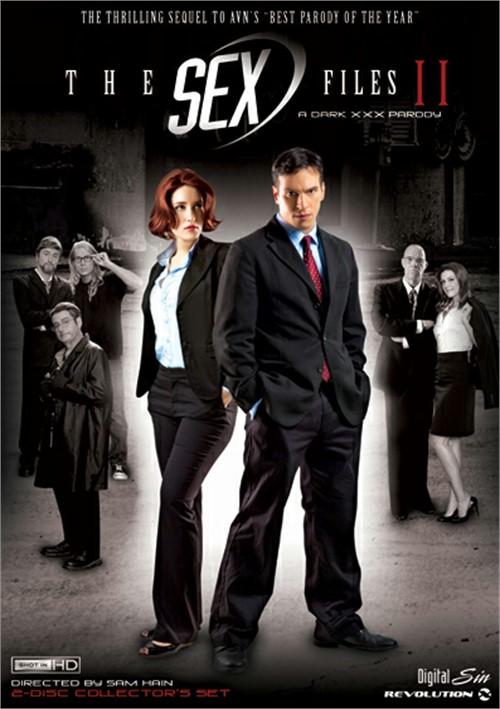 Digital Sin Presents The Sex Files 2 A Dark XXX Parody Movie