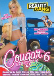 Cougar Recruits 6 Porn Movie
