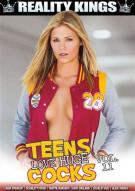 Teens Love Huge Cocks Vol. 11 Porn Movie