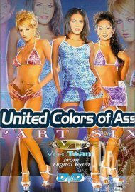 United Colors of Ass 6 Porn Movie