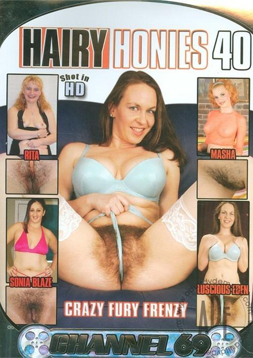 Hairy Honies 40