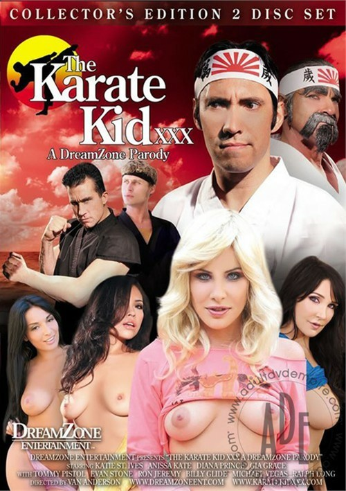 Karate Kid XXX: A Dreamzone Parody, The