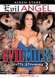 Evil MILFs 3: Slutty Stepmoms Porn Movie