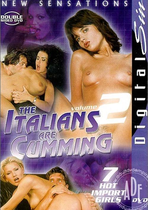 Italians are Cumming 2, The European Digital Sin Compilation