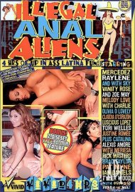 Illegal Anal Aliens Porn Video